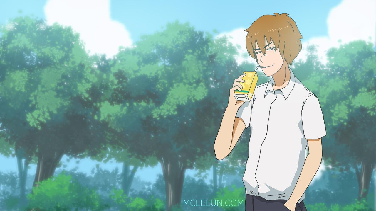 Anime Scene