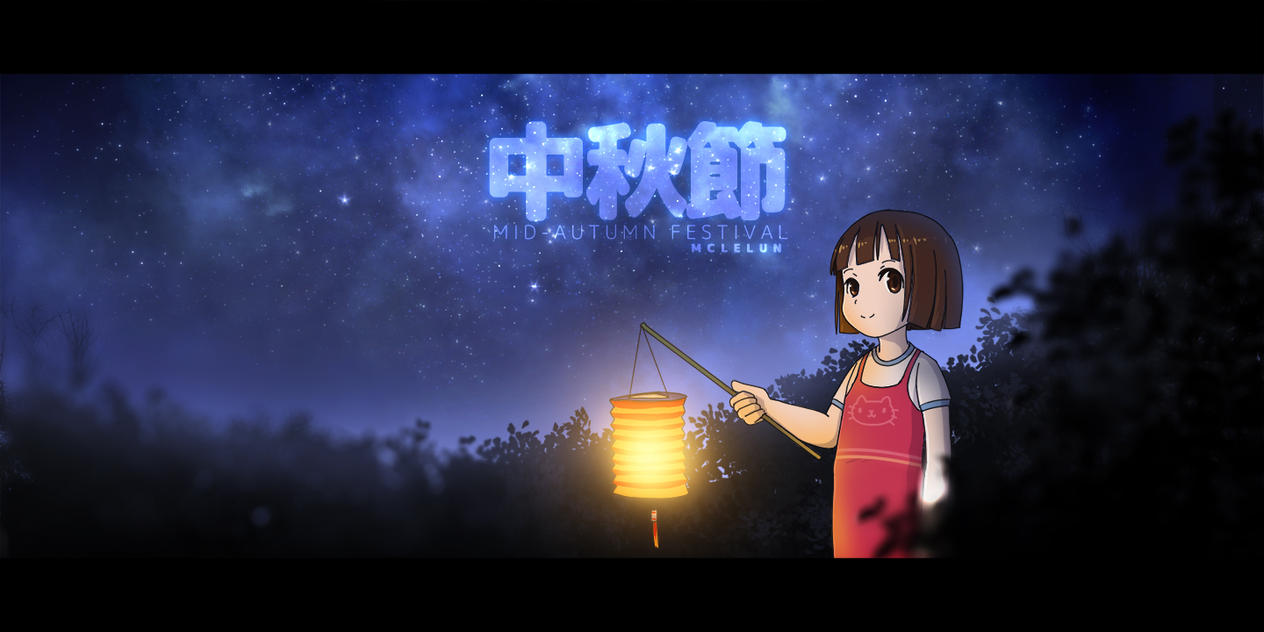 anime mid autumn festival