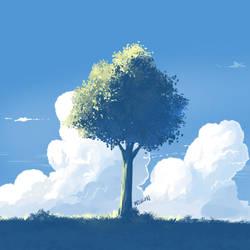 firealpaca tree by mclelun