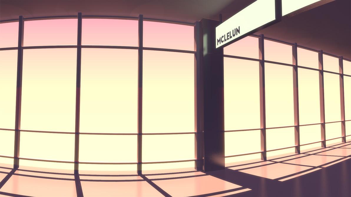 Corridor by mclelun