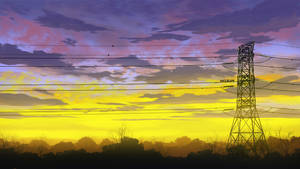 Colorful Pylon