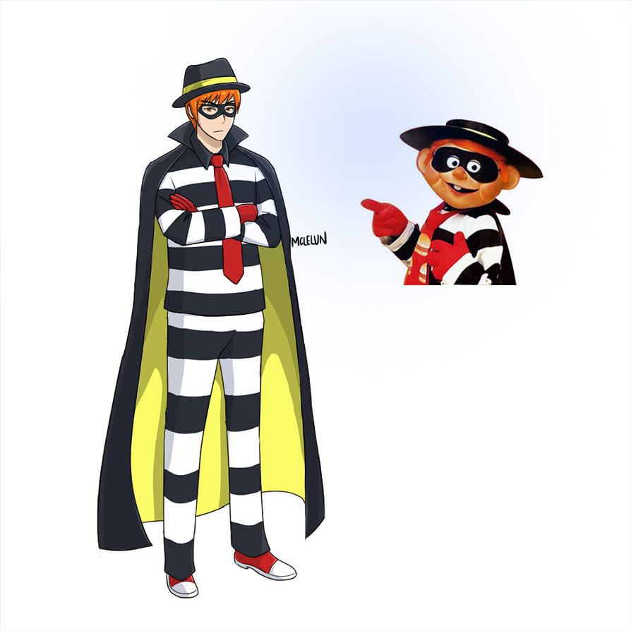 mcd hamburglar by mclelun