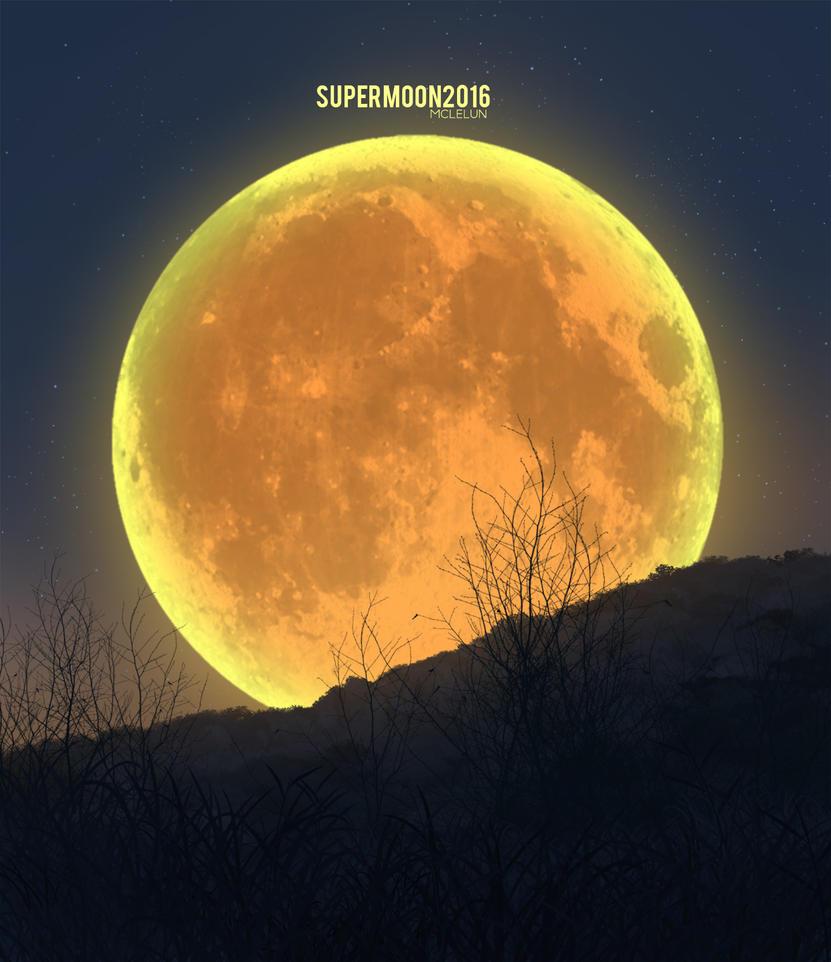 supermoon - photo #10