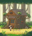 Stump House