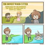 The Honest Wood Cutter 2