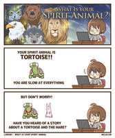 What is your spirit animal? by mclelun