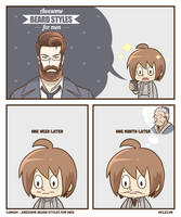 Awesome Beard Styles For Men by mclelun