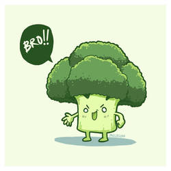 Broccoli by mclelun