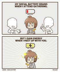 social battery by mclelun