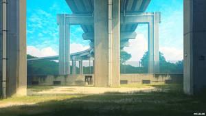 Under The Rail Line