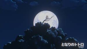 Blender3D My Neighbour Totoro