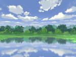 KD Brush Landscape Painting