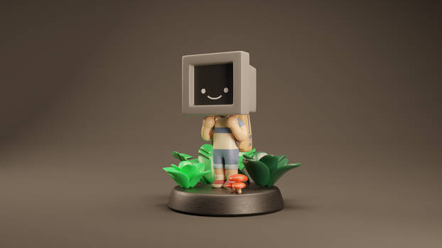 Mclelun Designer Toy Style