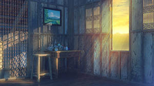 Kampung House Living Room