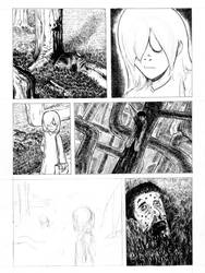 Incomplete Comic page
