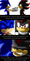 Sonic and Shadow promisse.