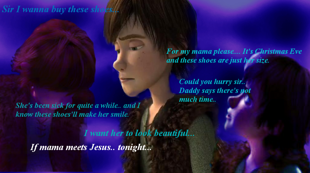Hiccup Remembers Mom's Death - With Fanfic by lilgerndt on
