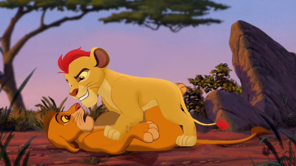 Kopa vs kion by lilgerndt on deviantart - Kion le roi lion ...