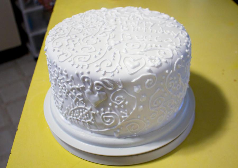 Beccas 23rd birthday cake by bri creative on deviantart beccas 23rd birthday cake by bri creative thecheapjerseys Gallery
