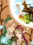 Twilight Princess Alternate Ending by HaloKitty10461