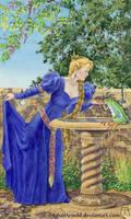 Princess and the Frog by EdselArnold
