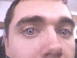 Alien Soul eyes from The Host