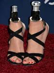 Taylor's feet