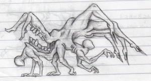 Hideous Creatures VII