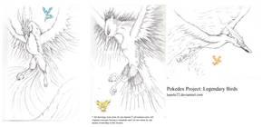 Pokedex Project: Legendary Birds