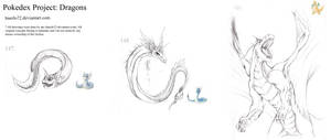 Pokedex Project: Dragons