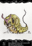 Pokedex Project: Caterpie