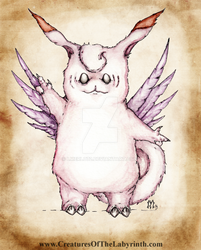 Pokedex Project: Clefable