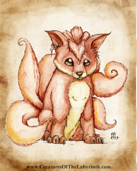 Pokedex Project: Vulpix