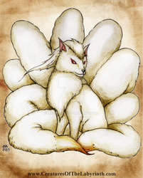 Pokedex Project: Ninetales
