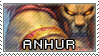 Smite Stamps: Anhur by mothquake