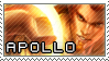 Smite Stamps: Apollo by mothquake