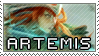 Smite Stamps: Artemis by mothquake