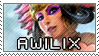Smite Stamps: Awilix by mothquake