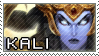 Smite Stamps: Kali by mothquake