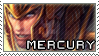 Smite Stamps: Mercury by mothquake