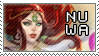 Smite Stamps: Nu Wa by mothquake