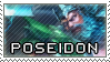 Smite Stamps: Poseidon by mothquake