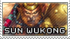 Smite Stamps: Sun Wukong by mothquake