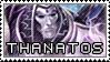 Smite Stamps: Thanatos by mothquake