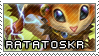 Smite Stamps: Ratatoskr by mothquake