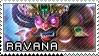Smite Stamps: Ravana by mothquake