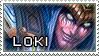 Smite Stamps: Loki *NEW* by mothquake