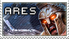 Smite Stamps: Ares *NEW* by mothquake
