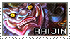 Smite Stamps: Raijin by mothquake