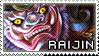 Smite Stamps: Raijin by mothquake
